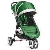 Kočárek Baby Jogger CITY MINI 2017 evergreen/gray + Doprava ZDARMA